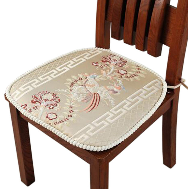 Luxury Home Office Chair Cushion