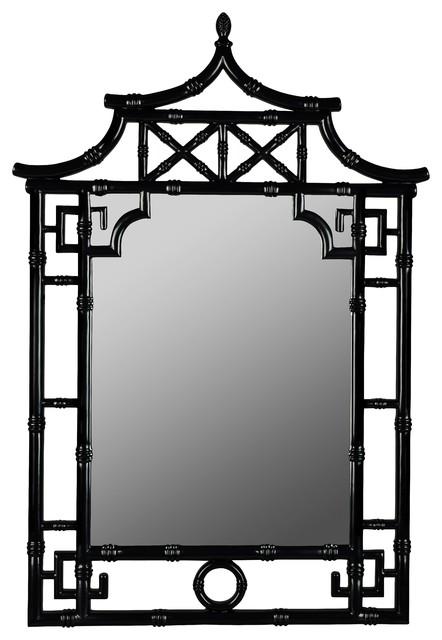 Cooper Classics Pagoda Mirror