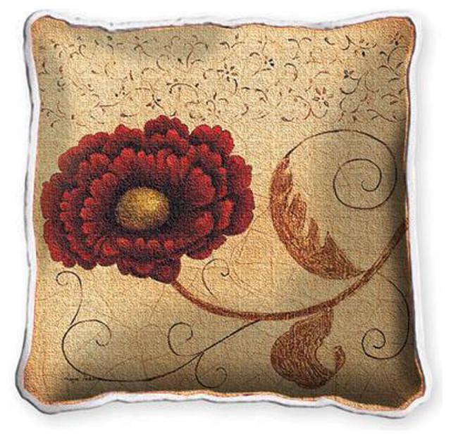 Pincushion Fresco Pillow.