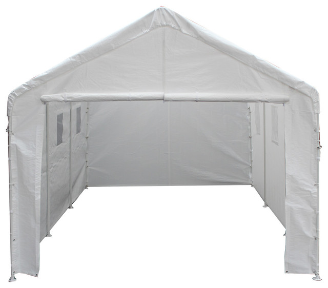 King Canopy Universal Canopy, White.
