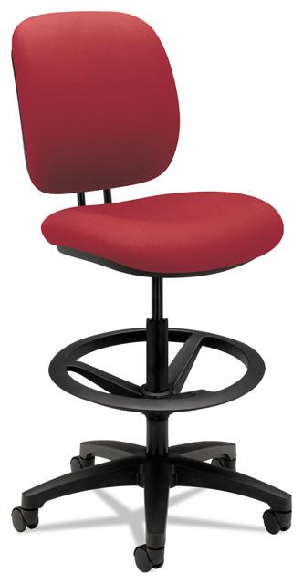 Admirable Hon Comfortask Task Stool 26 75X30X39 50 300 Lb Weight Capacity Inzonedesignstudio Interior Chair Design Inzonedesignstudiocom