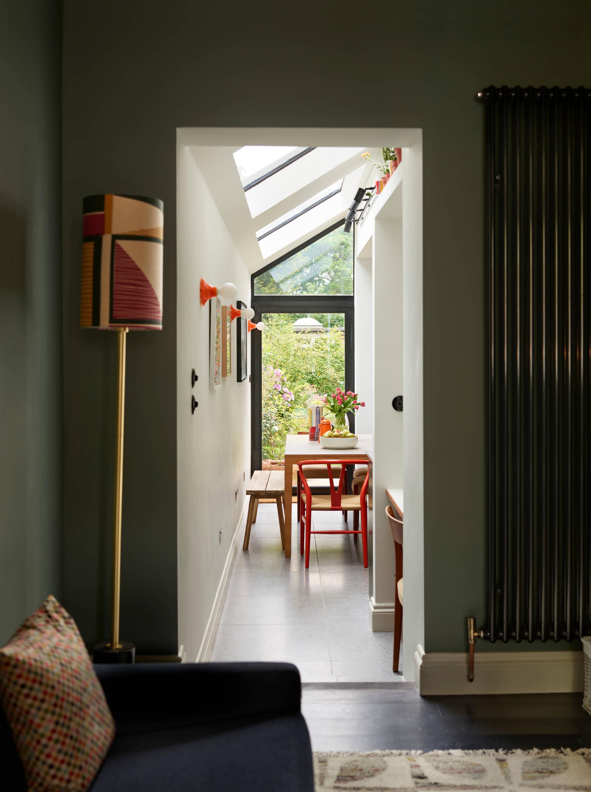 Wanstead - bespoke green