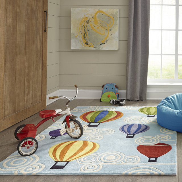 Momeni Lil Mo Whimsy Lmj20 Multi Rug Contemporary Kids Rugs By