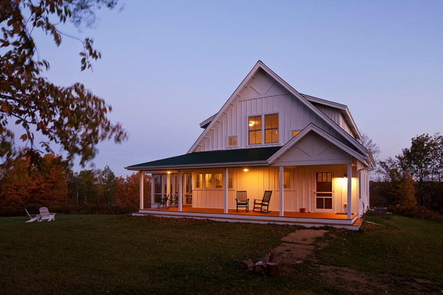 Holly Ridge Farmhouse Farmhouse Minneapolis By Sala