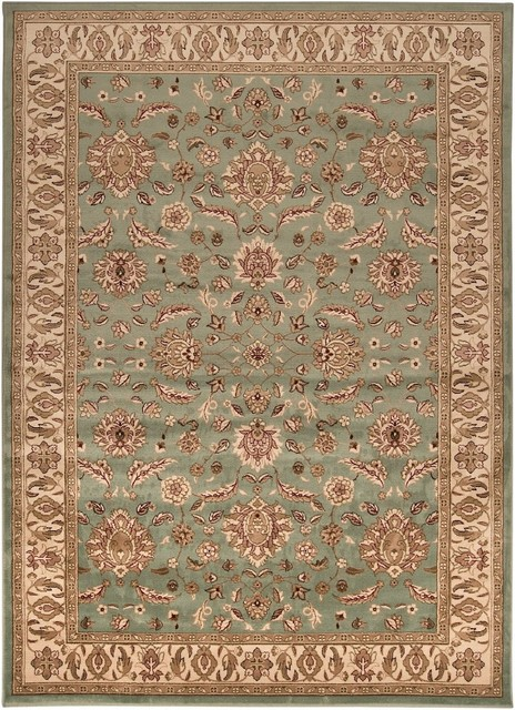 Paramount Area Rug, Rectangle, Beige, 8&x27;10x12&x27;9.