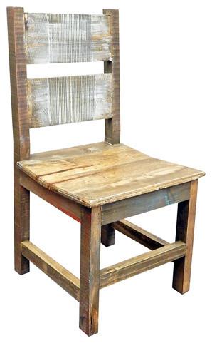 Carrollton Chair, Horizon Finish