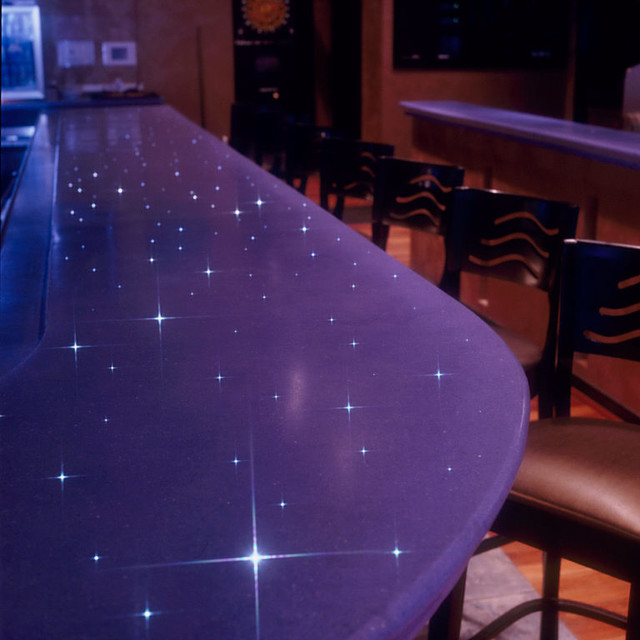 Delightful Bar Top  Fiber Optics