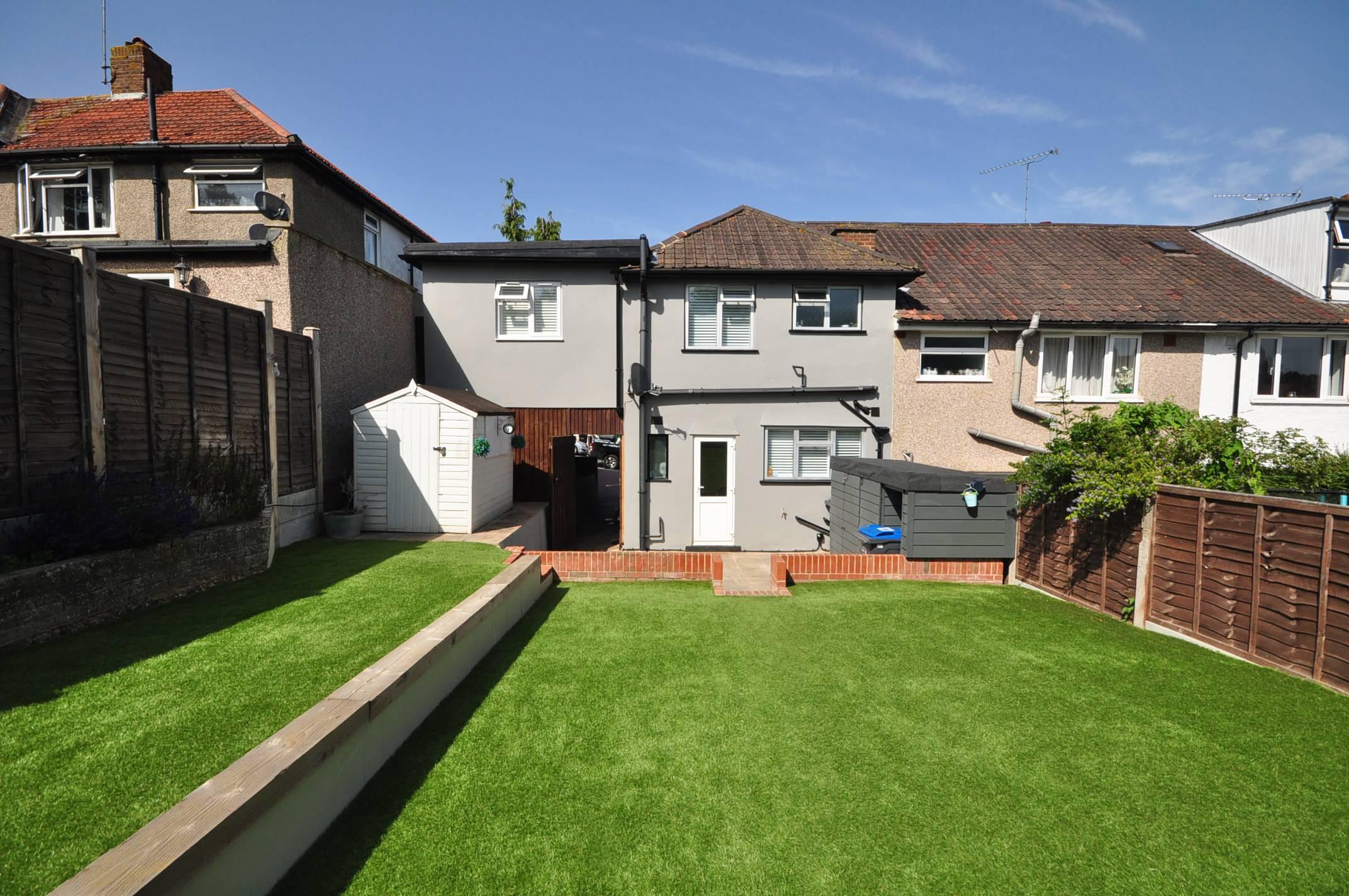 Single Storey side extension - Croydon
