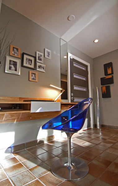 home office space master bedroom with custom cabinets modern bedroom home office space