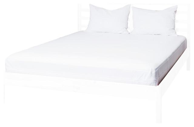 Sleep Defense System - Waterproof/Bed Bug Proof Mattress Encasement, Cal King, S