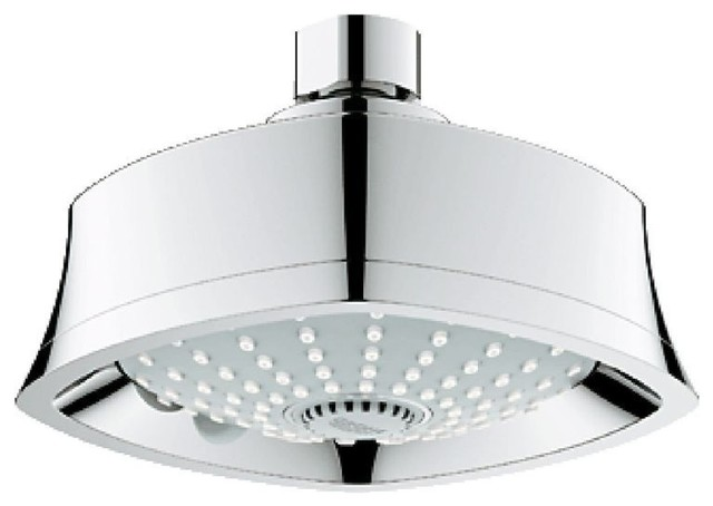 Euphoria Grandera 130 Massage Shower Head With 3 Sprays US, Chrome by GROHE US