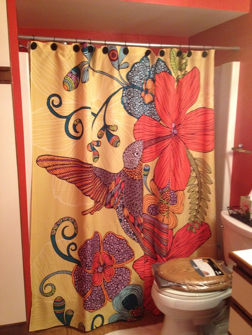 Good Do I Dare Use This Shower Curtain?