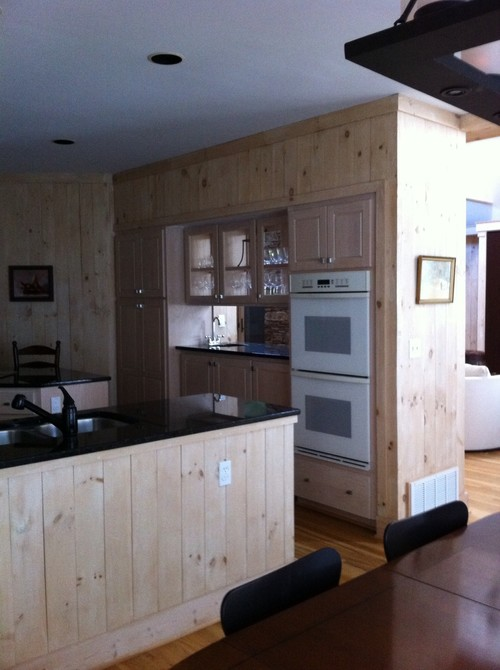 Our Mountain House Kitchen Remodel