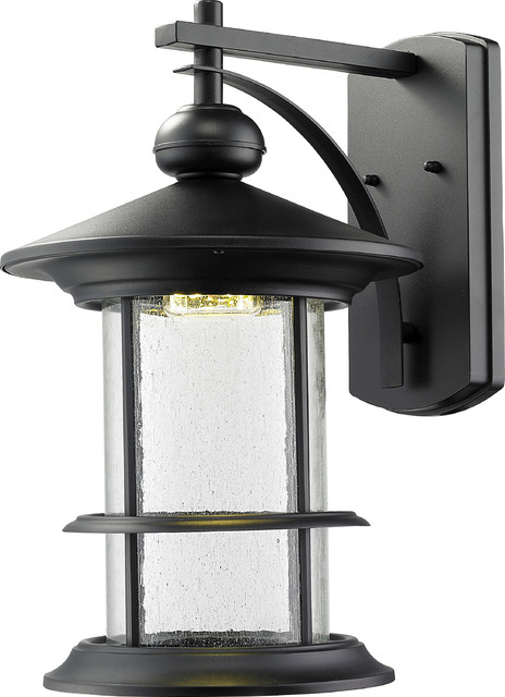 Genesis Outdoor LED Wall Light   Traditional   Outdoor Wall Lights And  Sconces   By HedgeApple