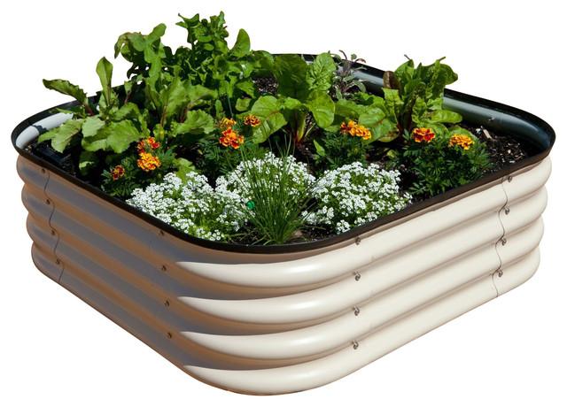 Gentil Modular Metal Garden Trough
