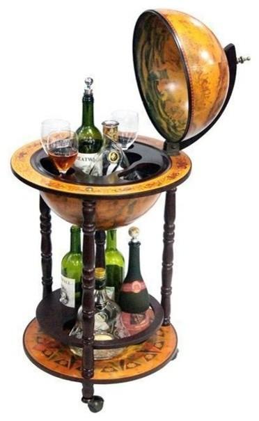 Capri Globe Bar.