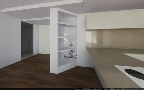 Dividere Cucina Da Soggiorno - Idee Per La Casa - Nukelol.com