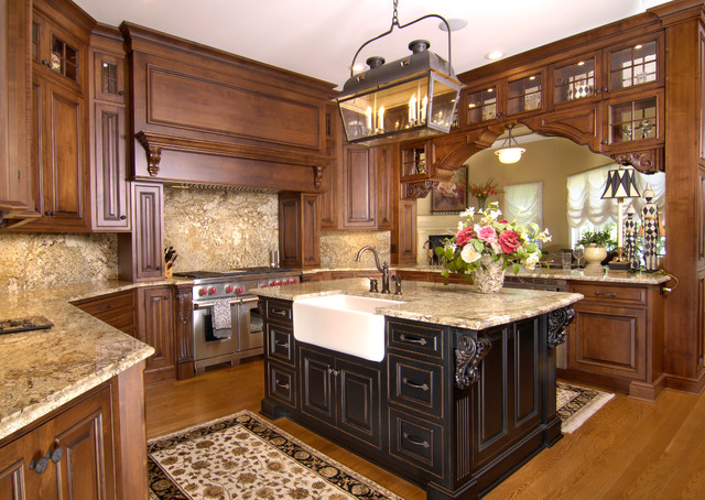 Americraft Cabinets Cabinetry Smith Remodel