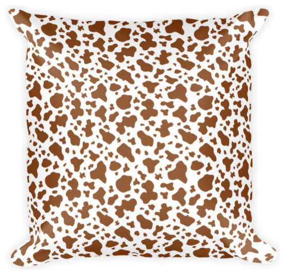 Giraffe Decorative Pillow : RGS-CST02 Giraffe Print Pillow - Decorative Pillows Houzz
