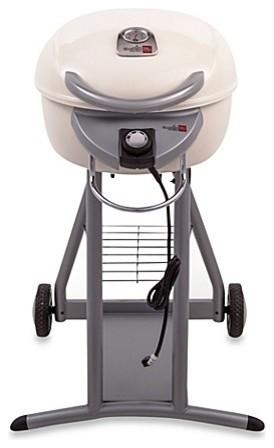 Char Broil TRU Infrared Patio Bistro 240 Electric Grill, Vanilla