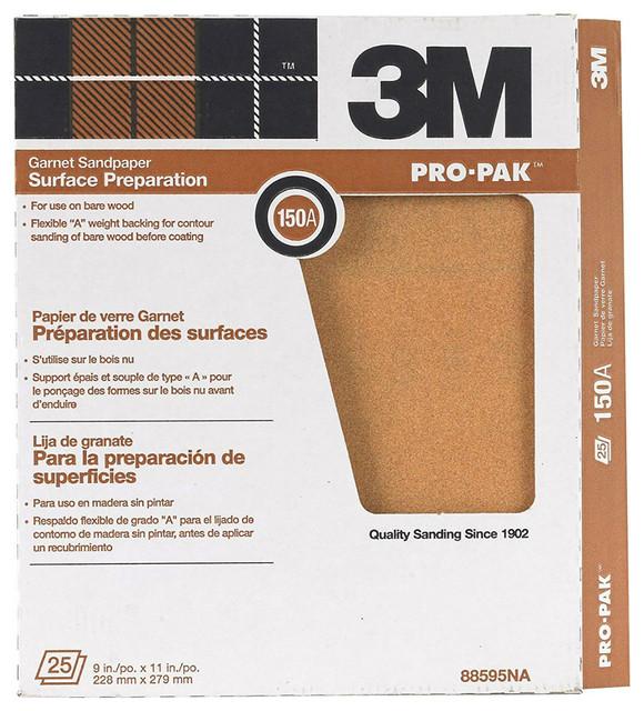 3M 99436 Drywall//Plaster Sanding Screens Pro-Pak 220-Grit 30-Pack ~ New