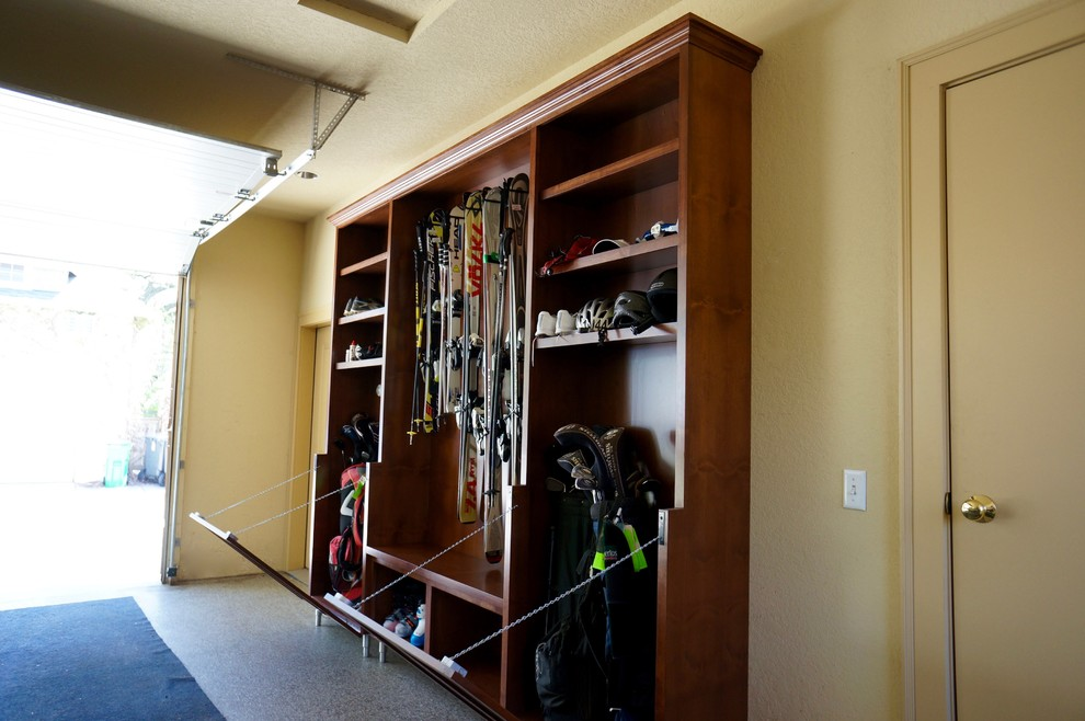 Garage Sporting Goods Cabinetry