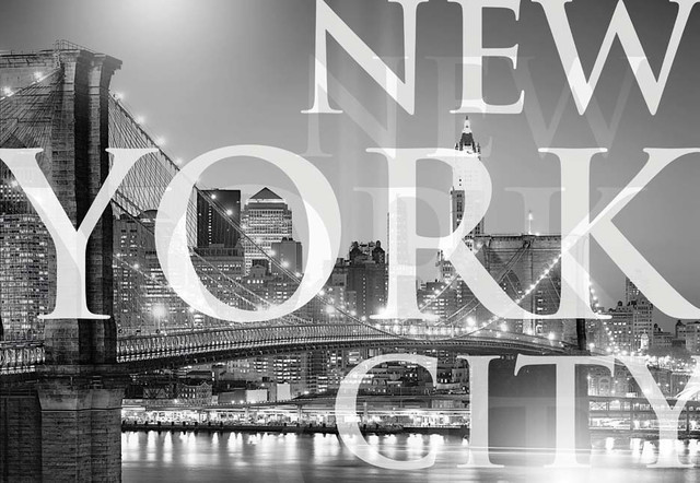New York City Wall Mural Contemporary Wall Decals Images