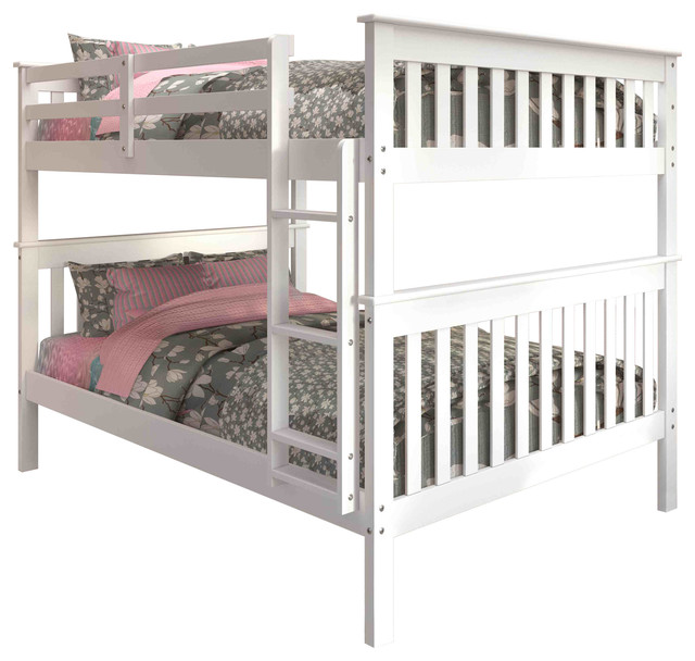 Lillian Bunk Bed, Full-Over-Full.