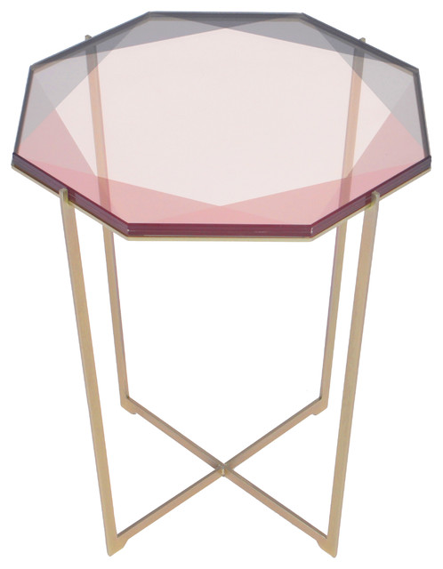 Beautiful Gem Side Table Contemporary Side Tables And End Tables