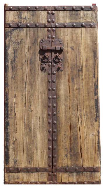 Consigned Vintage Mongolian Garden Gate