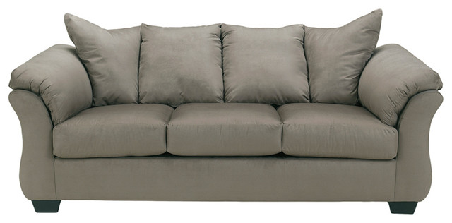 Flash Furniture Cobblestone Sofa Transitional