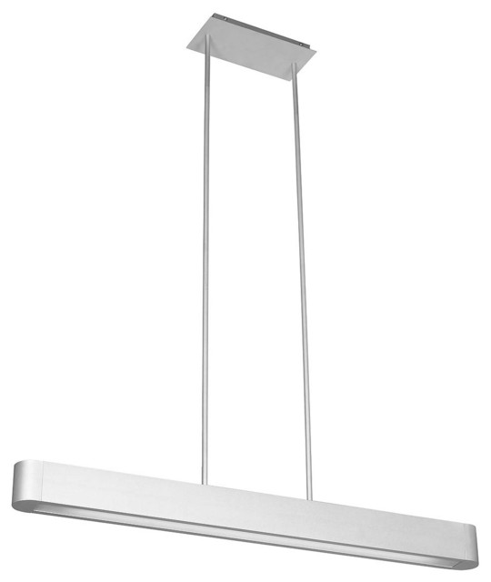 Chadwick 3 Light Pool Table Light: Billiard Fixture From The Indium