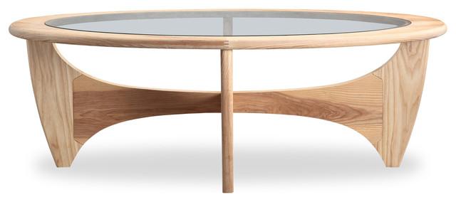 Midcentury Modern GPlan Plywood Coffee Table Midcentury