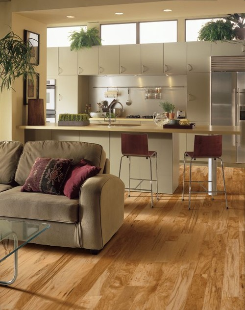 contemporary wood flooring by armstrong.com