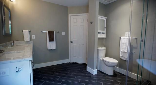 Centreville Va Master Bathroom Remodel