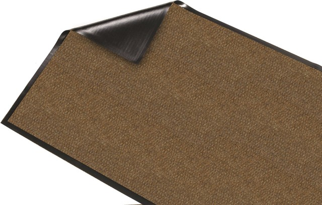 Guardian Golden Series Hobnail Indoor Wiper Floor Mat, 3'x5', Sand