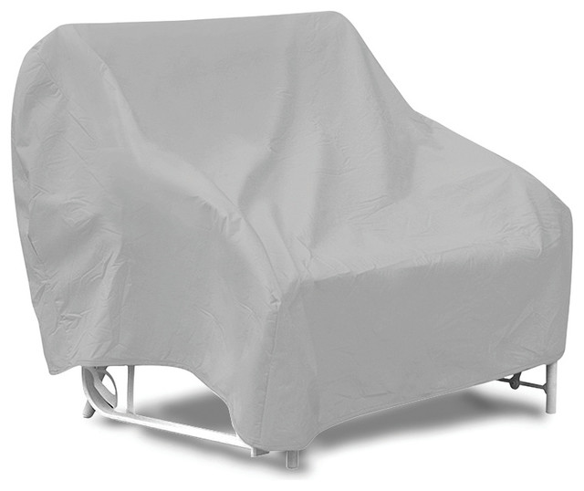 Pci Covers Two Seat Glider Cover Transitional Outdoor Furniture