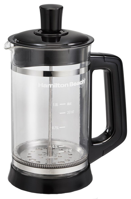 Hamilton Beach French Press.
