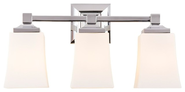 Brighton Vanity Wall Sconce 3 Light