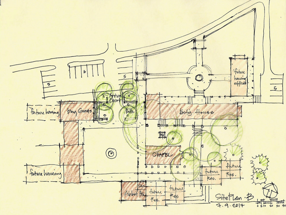 Site Plan B