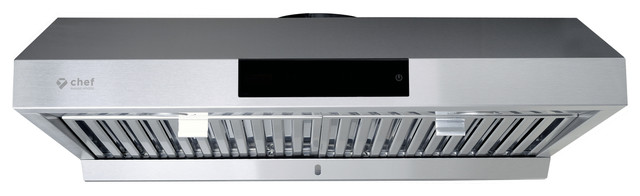 """Chef 30"""" PS18 Under Cabinet Range Hood, Stainless Steel 