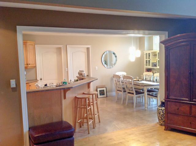 Decoe - Entire Main Floor reno - and stairs/hallway