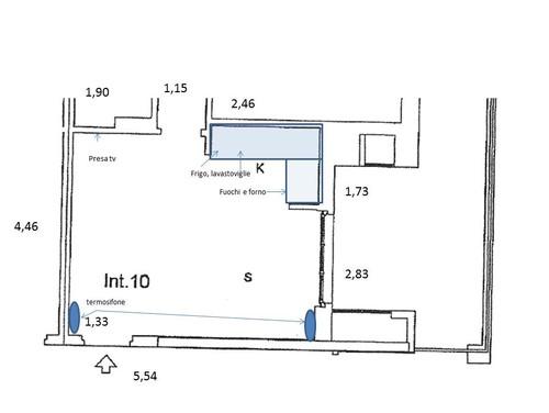 ho bisogno di aiuto per arredare un soggiorno angolo cottura - Foto Soggiorno Con Angolo Cottura 2