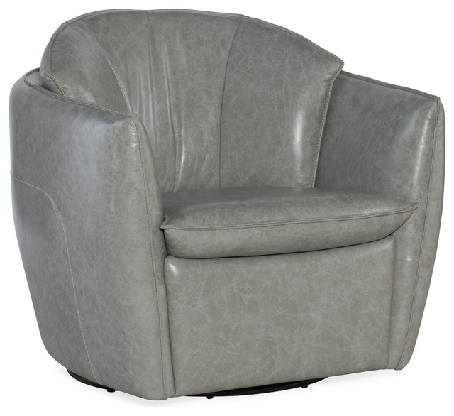 Super Vogue Vintage Swivel Chair Silver Gray Bralicious Painted Fabric Chair Ideas Braliciousco