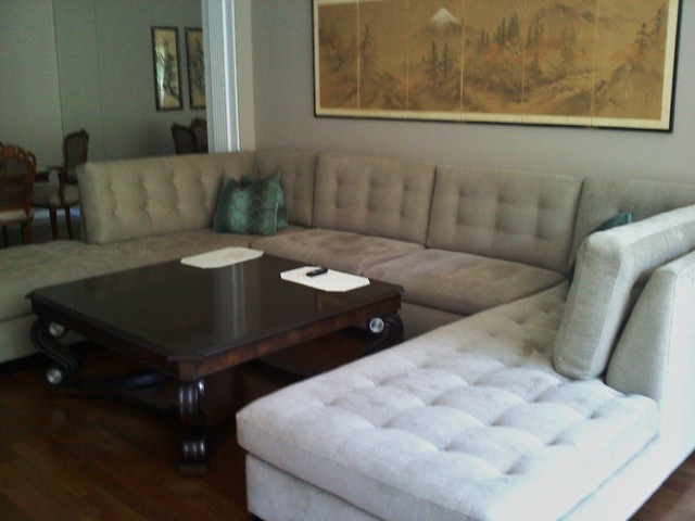 midcentury modern sofa sectional