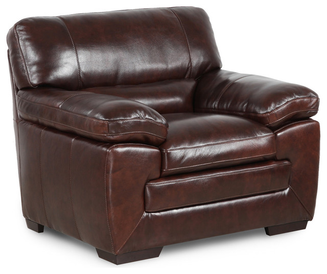 Simon Li Leather Chair Armchairs And Accent Chairs By
