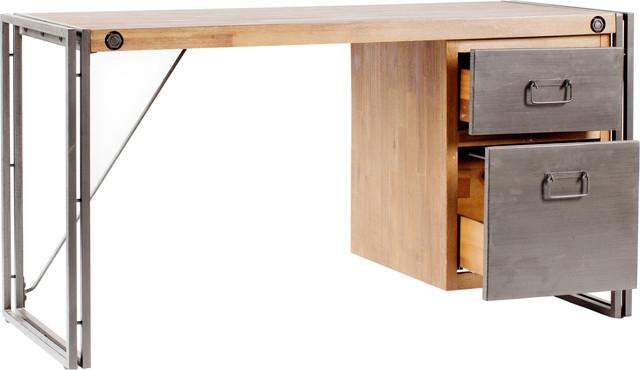 Brooklyn Desk, Light Brown
