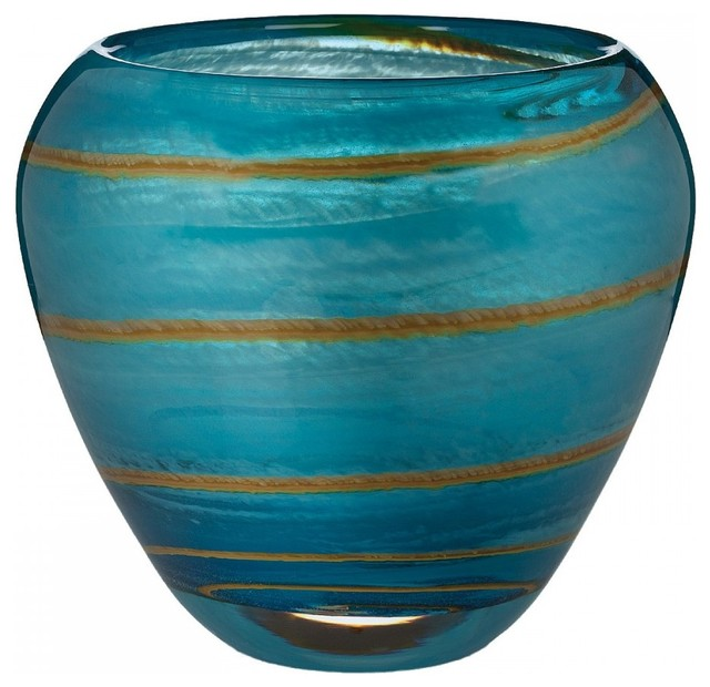 Waterford Evolution Agate 9 12 Bowl Contemporary Vases By