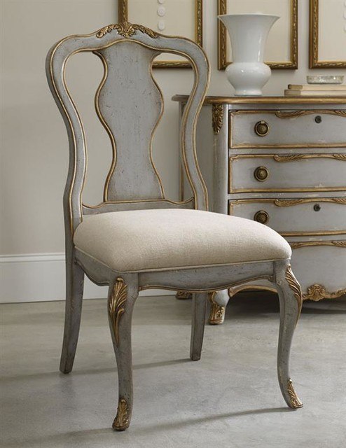 Queen Anne Chair Thomas Pacconi Hand Carved Upholstered Queen Anne