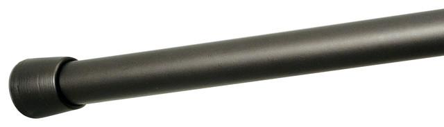 Interdesign Medium Bronze Cameo Tension Rod.